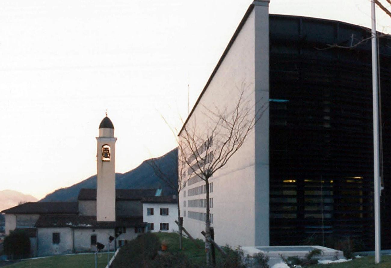 Nuova sede del Comune di Torricella