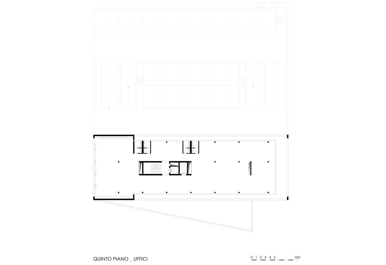 Palazzo San Giuseppe Fondazione Molo