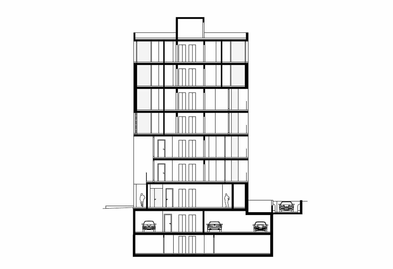Edificio Abitativo Dufour